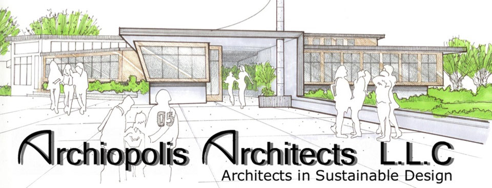 Perfect Logo Banner Archiopolis