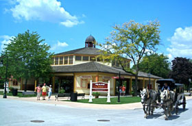 Greenfield Village Carousel